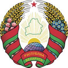 Coat of arms of Belarus - Bielorrusia