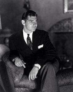 Clark Gable 1933