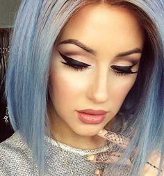 Blue color!