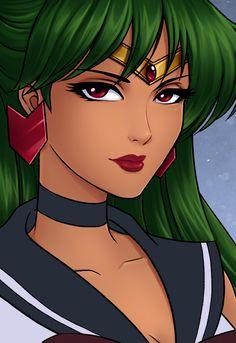 Setsuna - Sailor Pluto
