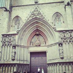 La Catedral del Mar (Sta. Maria del Mar)