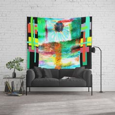 ANoTHeR SuN  #WallTapestry Wall Tapestries, Tapestry, Sun, Artwork, Home Decor, Wall Hangings, Hanging Tapestry, Tapestries, Work Of Art