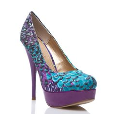 shoedazzle---I LOVE this pump, but it must be and older style.  I just order a couple pairs of shoes and I never saw this style on there.  Bummer!  I definitely would have bought this one if it were there. *Trisha