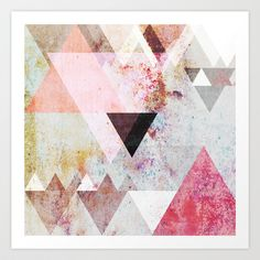Buy Graphic 3 by Mareike Böhmer Graphics as a high quality Art Print. Worldwide shipping available at Society6.com. Just one of millions of products…