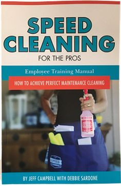 This Speed Cleaning™ training manual for PROS will save you tons of time and m… - Dekoration Ideen 2019 Zone Cleaning, House Cleaning Checklist, Speed Cleaning, Cleaning Hacks, Cleaning Routines, Cleaning Products, Save Yourself, Improve Yourself, Professional House Cleaning