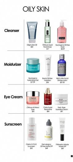 Daily Skincare Routine For Oily Skin Colleen Hobson Oily Skin Care Effective Skin Care Routine Oily Skin Care Routine