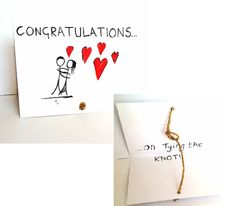 Congratulations...on tying the knot! - The Supermums Craft Fair