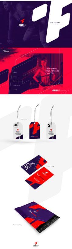Projeto desenvolvido para a marca Suéca ONEFIT SPORTSWEAR.As coleções serão lançadas em breve, porém vão começar com roupas esportivas femininas.As palavras que irão construir e inspirar a marca são ClenStrongMotivaçãoSimplicidadePoder