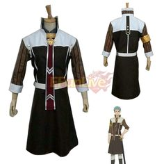 Snow White with the Red Hair Mitsuhide Lowen Cosplay Costume Set - EFunlive