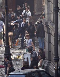 EstiloDF » Daniel Craig y su explosivo paso el DF