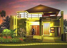 Rumah Idaman Minimalis Terbaru 2017