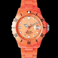 Toy Watch Fluo Orange Unisex
