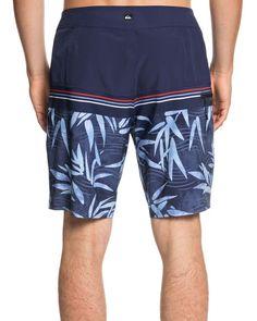 Trum Namii Boys Quick Dry Swim Trunks Seamless Flamingo Pattern Shorts