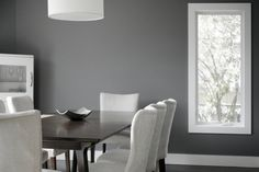 more grey and white.  i think it's very elegant and want to limit it to the entryway or formal area - would prefer more color in the bedrooms