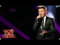 Nicholas McDonald sings In The Arms Of The Angels - Live Week 3 - The X Factor 2013
