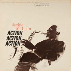 Jackie McLean. Blue Note. #jazz