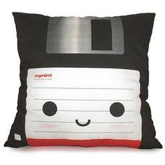 Deluxe Floppy Disk Pillow