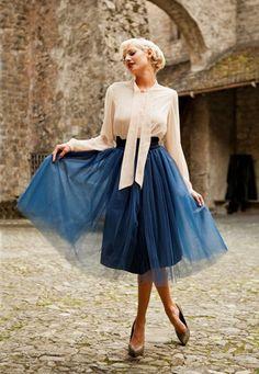 Shabby Apple Tulle Skirt | How To Wear a Tulle Skirt Ideas