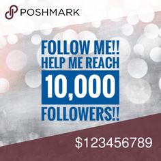 10K Met... New goal 15K!!! Please keep Sharing😊 How it works... ✔️Like This Post ✔️ Share this post ✔️ Follow all who have liked this post ✔️ Check back often to find more followers. ✔️Watch your followers grow!! I'm new here and can really use your help getting my closet out there for everyone to see 💋💋💋 Carters Matching Sets