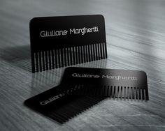 20 Creative Examples of Barbershop Business Card Design - Smashfreakz