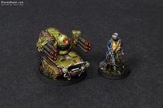 Infinity Ariadna Traktor Squad