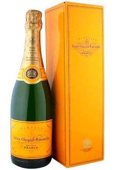 The Veuve. Veuve Clicquot Brut Yellow Label Champagne. Best champagne eva!
