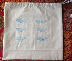 Marine Animal Produce Bags Large by KaraGoesGreen on Etsy