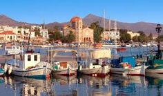 Discover Aegina: close to Athens, this island in the Saronic Gulf will enrichen your holidays in Greece with unique experiences. Beautiful Islands, Beautiful Places, Amazing Places, Town Names, Greece Holiday, Greek Islands, Travel Around The World, Vacation Spots, Athens
