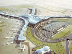 An expanding airport - Abu Dhabi Airports
