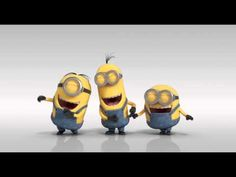 """Minions """"Laughing Hysterically"""" - YouTube"""
