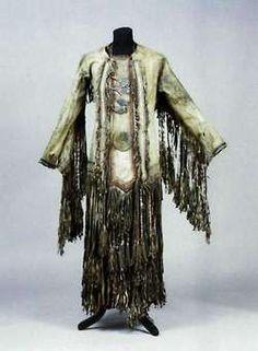 Evenk shaman's robe