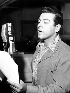 Mario Lanza on His Radio Show 'The Mario Lanza Show', March 21, 1952