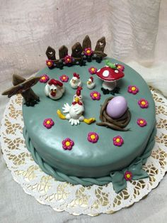 Santa Pasqua per Evelina