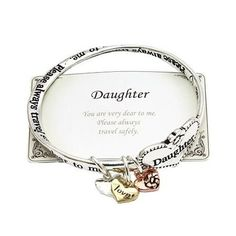 Daughter Blessing Bracelet ($10.00)