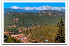 Evergreen Colorado