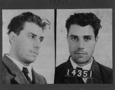 Walter Detrich. Bank robber