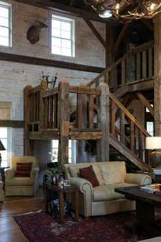 Furman Barn Home | Heritage Restorations