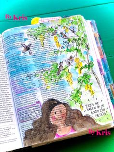 Luke 12 Luke 12, Journaling, Bible, Watercolor, Diy, Biblia, Pen And Wash, Watercolor Painting, Caro Diario