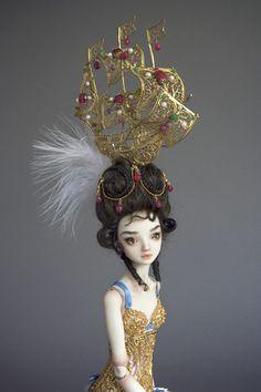 marina bychkova dolls | Lolita - Enchanted Doll by Marina Bychkova | We Heart It