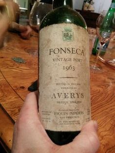 Fonseca port 1963 oh. Bristol England, Cheese Tasting, Port Wine, In Vino Veritas, Wine Cheese, Man Stuff, Wines, Portugal, Dessert