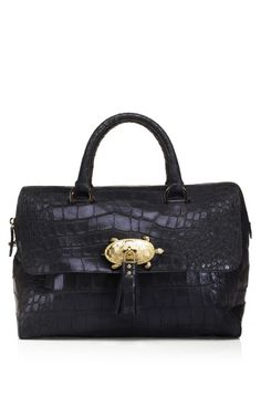 """Mulberry """"The Del Rey"""" bag. Fall 2012."""