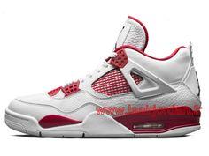 Air Jordan 4 Retro Chaussrues Nike Officiel jordan Pour HOmme  Alternate 89