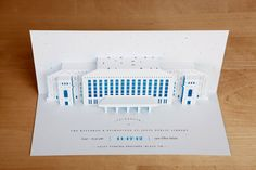 TOKY: 2012 St. Louis Public Library Gala Invitations