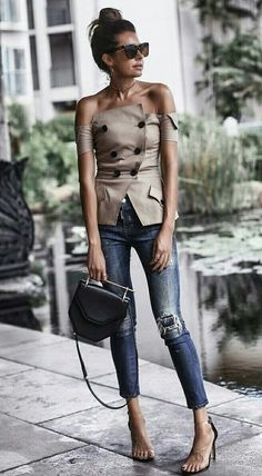 Impressing Your Friends With A New Look – Fashion Trends Edgy Outfits, Summer Outfits, Cute Outfits, Fashion Outfits, Womens Fashion, Fashion Trends, Fall Outfits, Grunge Outfits, Fashion 2018