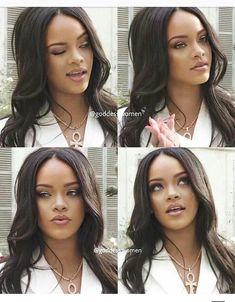 Best Of Rihanna, Rihanna Love, Rihanna Style, Rihanna Fenty Beauty, Rihanna Riri, Celebrity Photography, Dark Skin Makeup, About Hair, Star Wars