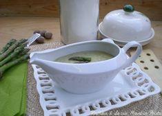 Besciamella agli asparagi,ricetta base
