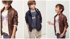 2015 sonbahar kış erkek çocuk mont modelleri