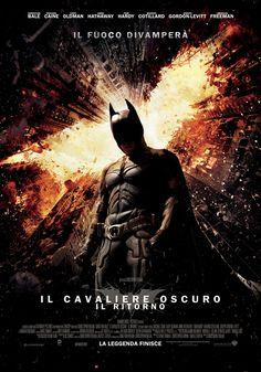 IL CAVALIERE OSCURO - IL RITORNO  (The Dark Knight Rises)