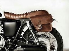 Browse many of my favorite builds - stylish scrambler builds like Motorcycle Seats, Cafe Racer Motorcycle, Motorcycle Leather, Motorcycle Outfit, Suzuki Cafe Racer, Bmw Scrambler, Honda Cb750, Yamaha Sr400, Guzzi V7