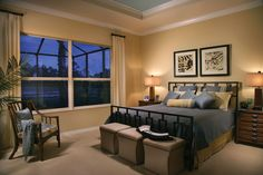 WCI Communities, San Remo Home Design - Owners' Suite